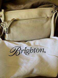 Brighton Bria Leather Handbag
