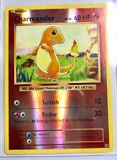 Pokemon Charmander 9/108 Reverse Holo Card XY Evolutions Common NM-MT