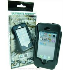 IPX4 Waterproof Tough Case for iPhone 5 fits Ultimate Addons Car & Bike Mounts