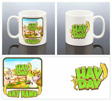 PERSONALISED HEY DAY FACEBOOK GAME APP MUG Fathers Day Gift Birthday Present Dad