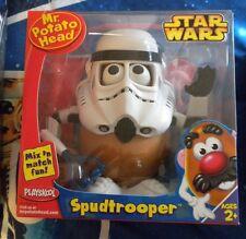 Star Wars Mr. Potato Head Spudtrooper by Playskool 2005 New in Box 2+