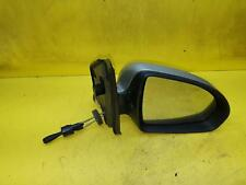 2010 Smart ForTwo Right Off Side Manual Door Mirror