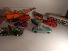 Lot Dinky Toys Meccano Fab. France Grande Bretagne