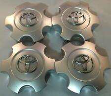 4X NEW 2003-06 Toyota Tundra 03-07 Sequoia Silver Wheel Hub Cap #42603-420NM