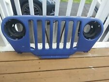 1997 - 06 Jeep TJ Wrangler OEM Front Grill Assembly