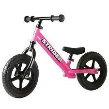 "Strider 12"" Classic Balance Bike Pink"