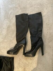 ysl boots 37