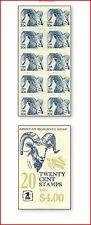 USA1949BKL Sheep booklett