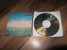 OASIS Whatever 1995 EUROPEAN 2 track cardsleeve CD single