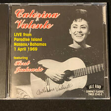 Caterina Valente - Live from Paradise Island - 1969 - CD