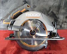 "Ridgid R8653 GEN5X 18-Volt 7-1/4"" Circular Saw Used (Bare Tool Only) #1539"