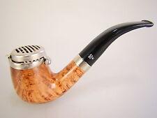 BC Butz-Choquin Pipe Pfeife St.Claude Rodeo Braun Glatt mit Deckel 1304 9mm