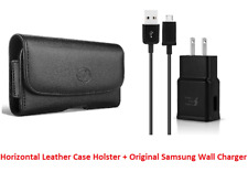 for Samsung 2 in 1 Accessory Kit, Holster + Original Adaptive Fast Wall Charger