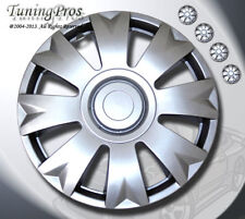 "Rims Cover Wheel Skin Covers 14"" Inches ABS Plastic Hubcap 4pcs Style #B715"