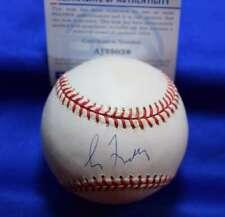 Greg Maddux PSA DNA Coa Autograph National League ONL Signed Baseball