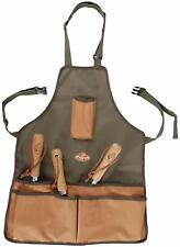 Garden Tool Belt Handy Cuttings Bag Sturdy Pockets Adjustable Apron 58 x 48cm