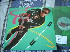 a941981 Leslie Cheung 張國榮 Lp  Stand Up Green Vinyl (B)