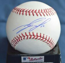 Jose Fernandez Autographed Signed ROMLB Baseball JSA COA Miami Marlins Manfred