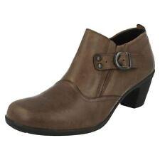 Scarpe da donna elasticizzato grigi con tacco medio (3,9-7 cm)