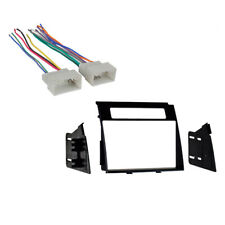 Fits Kia Soul 2012-2013 Double Din Aftermarket Harness Radio Install Dash Kit