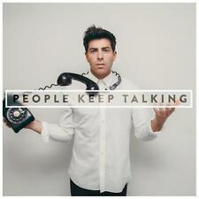 PEOPLE keep Talking di hoodie Allen (2015), nuovo OVP, CD