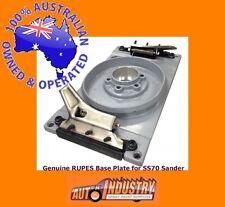 BASE PLATE FOR RUPES SS70 SSCA SSPF ORBITAL SANDER VIBRATOR GEN.REPLACEMENT PART