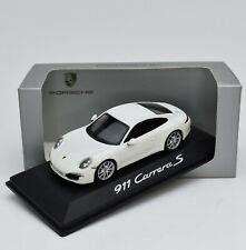 Minichamps WAX20100090 Porsche 911Carrera S IAA Frankfurt 2011 1:43, OVP, 114/07