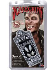 Morris Costumes Werewolf Custom Scarecrow Fang. SCWF107