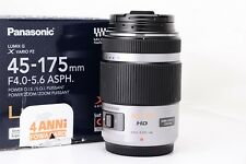 Panasonic 45-175mm f4/5,6 in Mint Condition With Packaging