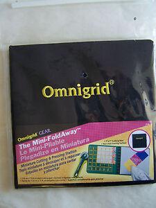 """OmniGrid Mini Cutting Mat & Pressing Surface 7 x 7"""" #2104"""