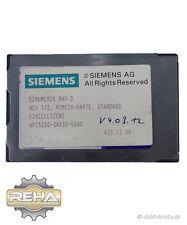 6FC5 250-3AX30-5AH0 Siemens Sinumerik Card NCU 573 6FC5250-3AX30-5AH0