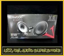 "KENWOOD EXCELON XR-1800P XR1800P 7"" COMPONENT SPEAKER SYSTEM BRAND NEW / W WARR."