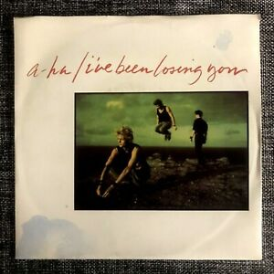 A-ha -  I've Been Losing You 1986 - 45 Giri Nuovo Prima Stampa 92 8594-7