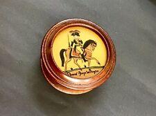 Vintage General George Washington Revolutionary War Snuff Box Authentic Models