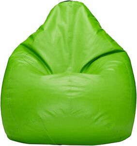 New handmade Bean Bag Cover without beans (Green) size XXXL Free shipping