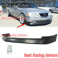 JP Style Front Bumper Lip (Urethane) Fits 99-04 Acura RL