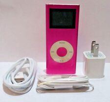 Apple iPod Nano 2nd Generation 2, 4, 8 GB