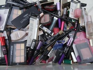 lot revendeur maquillage 50 pieces l'oreal,maybelline,essie,bourjois neuf