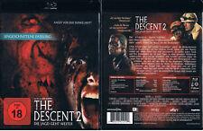 THE DESCENT 2 - DIE JAGD GEHT WEITER --- Blu-ray --- Uncut --- FSK 18 ---