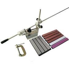 New listing Set Kme Knife Sharpener Professional Portable 360 Degree Rotation Grinder system