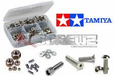 RCScrewZ Tamiya Fox (Vintage) Stainless Steel Screw Kit - tam047