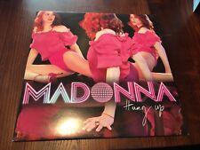 """Madonna colgado Raro 12"""" SINGLE"""