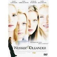 WEISSER OLEANDER DVD DRAMA MIT MICHELLE PFEIFFER NEU