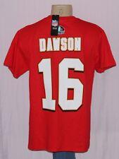 Majestic Kansas City Chiefs Len Dawson Eligible Receiver II Jersey T-Shirt LRG
