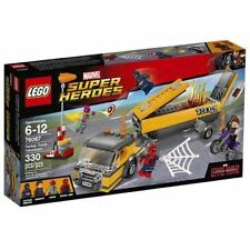 Lego Marvel Super Heroes 76067 Tanker Truck Takedown - New, Sealed