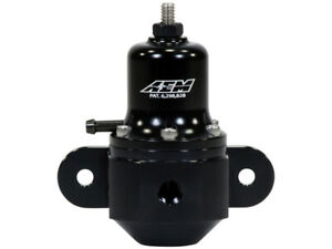 AEM High Capacity Universal Adjustable Fuel Pressure Regulator 25-305BK