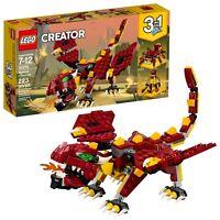 LEGO® Creator - Mythical Creatures 31073 223 Pcs