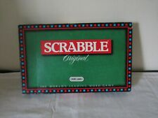 SCRABBLE ORIGINAL BY SPEAR'S GAMES 1988 SPARE PARTS ( CHOOSE ).