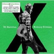 SHEERAN ED X WEMBLEY EDITION  CD + DVD NEW