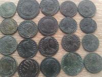 One original Ancient Roman imperial coin Constantine Constantius Licinius Fausta